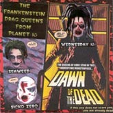 THE FRANKENSYEIN DRAG QUEENS FROM PLANET 13 / WEDNESDAY 13